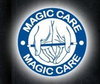 Logo van magic care