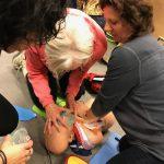Reanimatie training in de praktijk