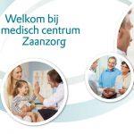 De praktijk is gevestigd in Medisch Centrum Zaanzorg