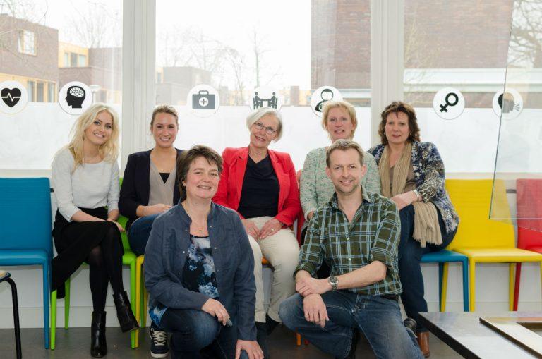 Alle medewerkers van Van Loenen, huisartsenpraktijk in Zaandam