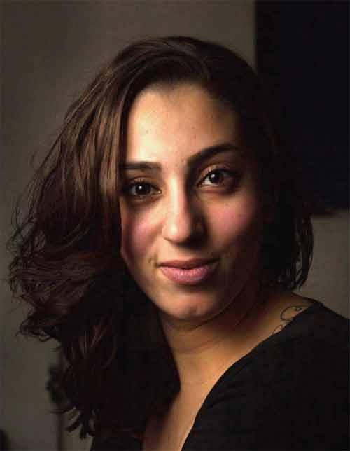 Laura Meijer, receptioniste
