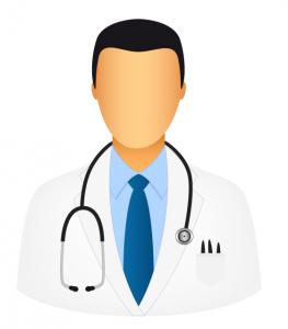 Icoontje van een dokter